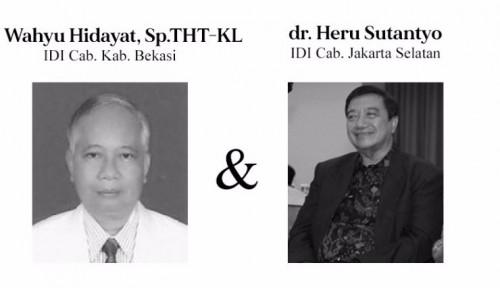 Foto Ya Allah, 2 Dokter Meninggal saat Tangani Pasien Corona di Jakarta