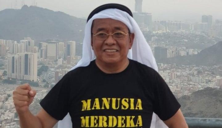 Said Didu Dukung PSBB Total, Eh Anies Malah Diserang BuzzerRp