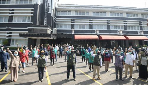 Foto Emil Sulap Hotel Bintang Lima Jadi Tempat Tinggal Tenaga Medis Corona