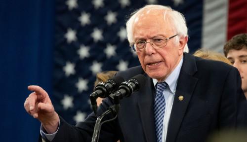 Jadi Bahan Ledekan Warganet Sedunia, Ini Reaksi Bernie Sanders