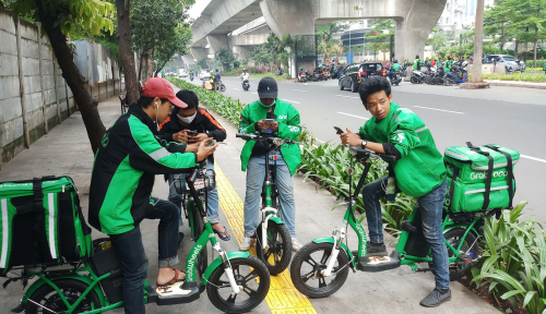 Grab Indonesia Luncurkan Inisiatif Carbon Offsetting