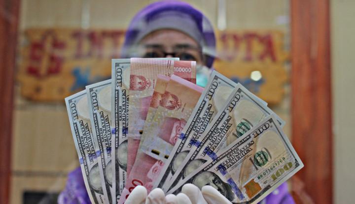 Pimpin Asia, Apresiasi Rupiah terhadap Dolar AS Makin Tipis!