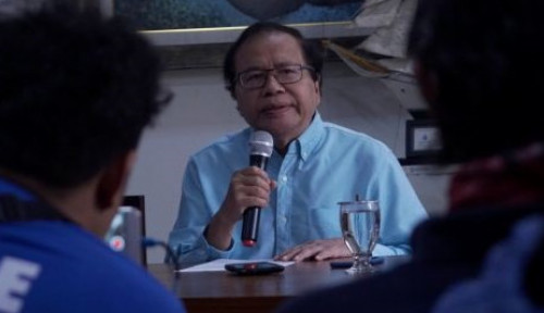 Ngaku Bisa Atasi Covid Kalau Jadi Presiden, Eh Rizal Ramli Habis Dikatain Mirip Mbak You