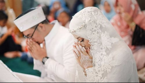 30 Ribu Calon Pengantin Daftar Nikah di Musim Corona