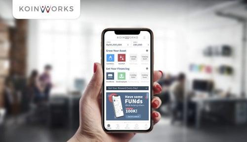 Platform Pinjol Koinworks Lihat Potensi Kolaborasi dengan Neobank
