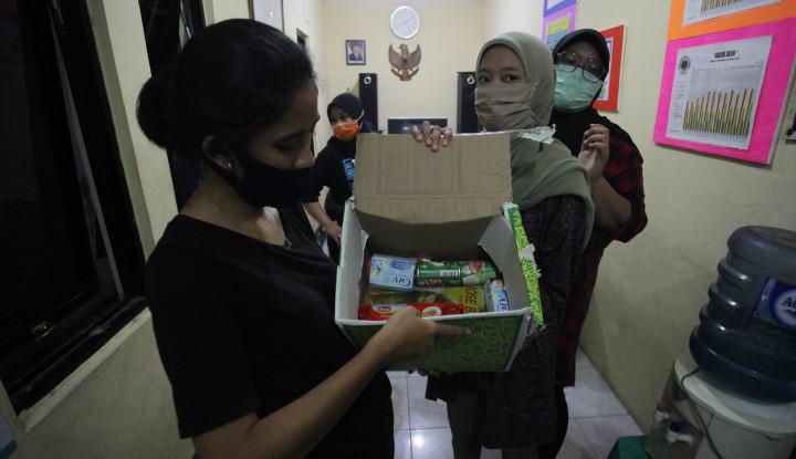 Aduh...Jakarta Gak Lagi Bagi-Bagi Bansos Sampai...