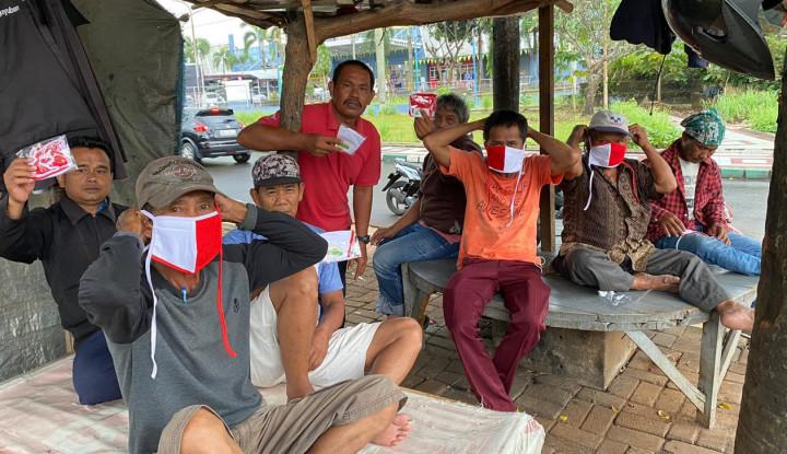 Peduli Covid-19, SiCepat Bagikan Masker Gratis Untuk Masyarakat Tidak Mampu