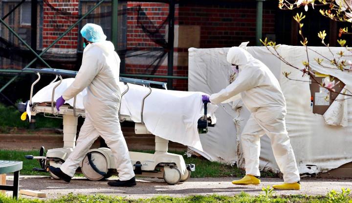 Duh, Puluhan WNI di New York Terpapar Virus Corona dan 12 Meninggal Dunia