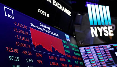 Bursa Asia 'Terbakar' Berjemaah, Ternyata Ini Biang Keroknya! Ngeri....
