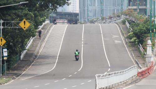 Mas Anies, Besok PSBB Jakarta Selesai?