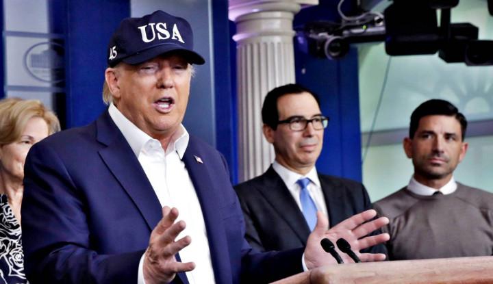 Trump Mau Bentuk Kesepakatan Kontrol Senjata dengan China dan Rusia karena...