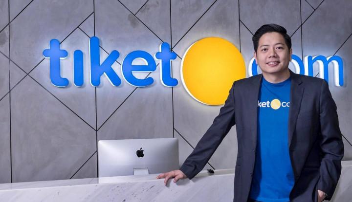 Co-Founder Tiket.com Buka-bukaan Siasat Hadapi Pandemi Corona