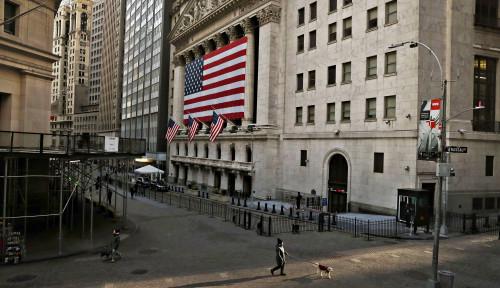 Wall Street Digoyang Ricuh di Capitol Hill?