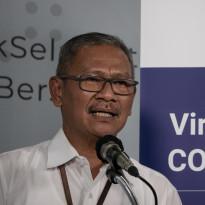 Tingkat Kematian Covid-19 Indonesia Lebih Tinggi Dibanding Global