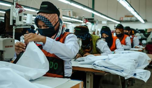 Banting Setir, Eiger Produksi APD Gratis Bagi Tenaga Medis