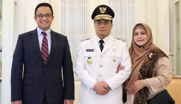 IHSG Rontok, Pak Prabowo Harus Jadikan Wagub Riza Gubernur, Ganti Si Anies