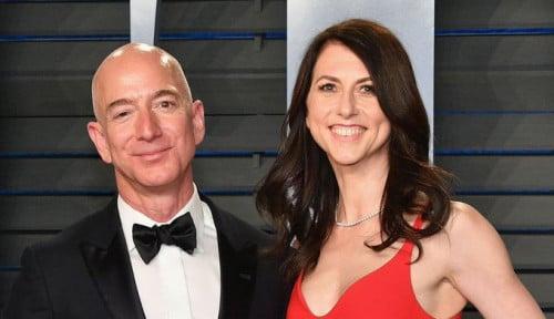 Berkah Corona, Mantan Istri Bezos Sandang Gelar Wanita Terkaya AS