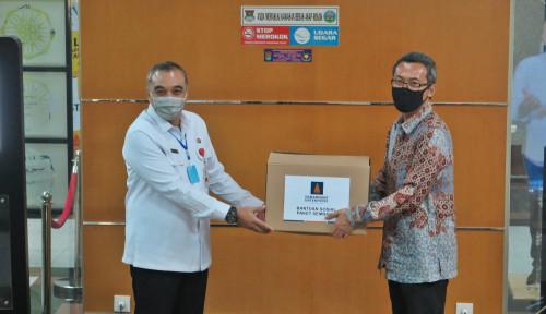 8.000 Paket Sembako dari Paramount Land Siap Bantu Masyarakat Tangerang