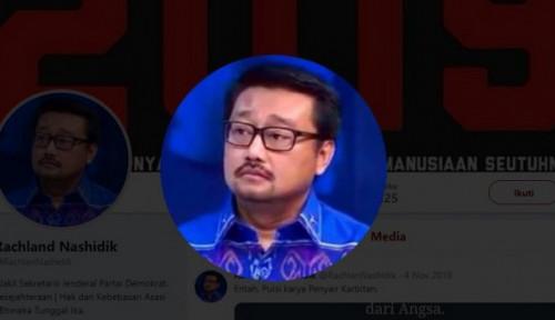 Partai AHY Minta Dihajar Pendukung Jokowi, Ganti PPKM Jadi Pak Presiden Kapan Mundur, Balasannya...