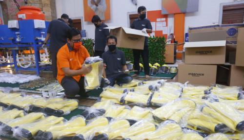 Ramadan 1441 H, Target Rumah Zakat: Bantu Sejuta Masyarakat Terdampak Covid-19