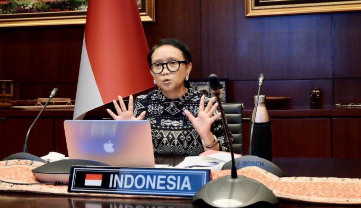 Malam Ini, Indonesia-Malaysia-Brunei Tentukan Sikap Bersama Soal Palestina