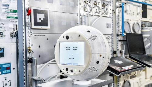 Para Astronot Rentan Stres, Robot Teman Luar Angkasa Ini Mampu Deteksi Emosi