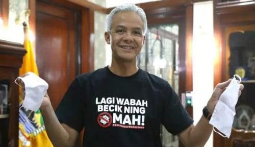 Ganjar Terus Ungguli Anies Baswedan, Prabowo Naik-Turun