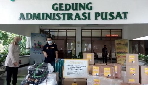 Usai Solo dan Semarang, Giliran Yogya Terima Bantuan Senilai Rp700 Juta