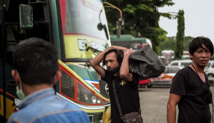 Soal Mudik Lokal, Polda Metro Bakal Koordinasi dengan Pemprov DKI