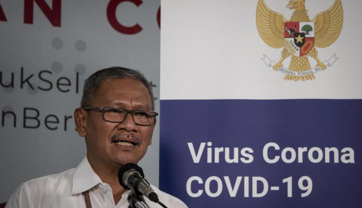 Sujud Syukur! 11 Provinsi Laporkan Nihil Penambahan Kasus Positif Covid-19