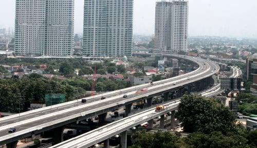 H+1 Lebaran, 37.878 Kendaraan Tinggalkan Jakarta