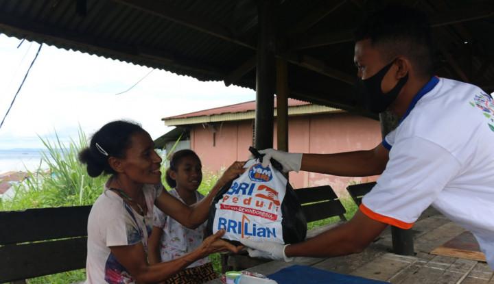 BRILian Fight Covid-19 Terkumpul Rp7,2 Miliar, BRI Salurkan Bantuan