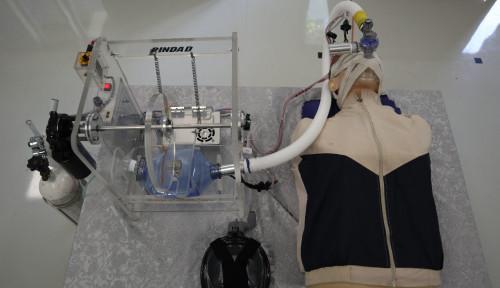 Kementerian Prabowo Dukung Pindad Produksi Ventilator