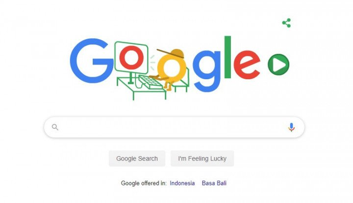 Game Populer Google Doodle Baru, Pac-Man! Mainkan dengan Cara Ini