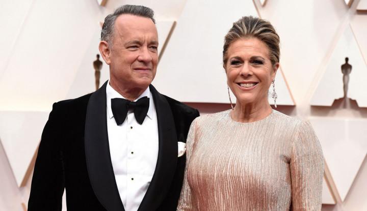 Pulih, Tom Hanks Donorkan Darahnya buat Bantu Kembangkan Vaksin Virus Corona