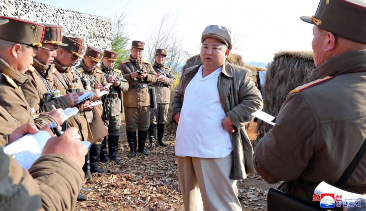 Kim Jong-un Bersih-bersih: Kepala Agen Mata-Mata dan Pengawalnya Disingkirkan, Kenapa?