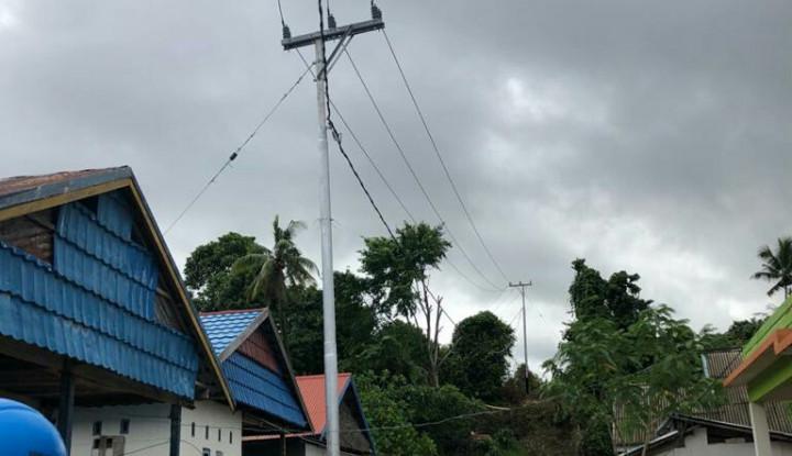 Akhirnya... 5 Dusun di Sulawesi Ini Teraliri Listrik PLN