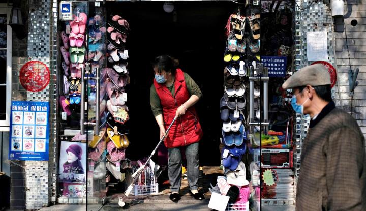 IMF Proyeksi Pertumbuhan Ekonomi China 8,2% di 2021
