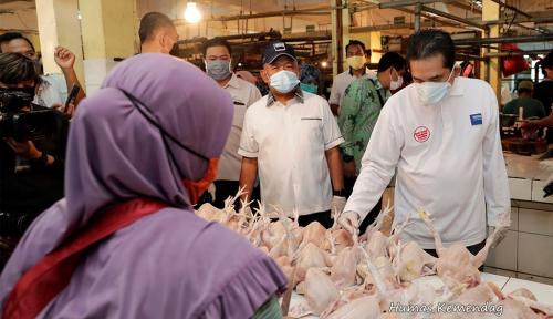 Duh! Mendag Kena Prit DPD: Jangan Jor-joran Impor Sayur dan...