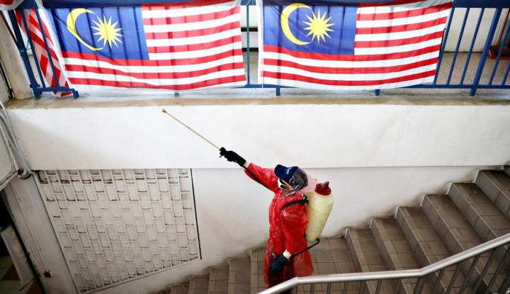 Malaysia Terapkan Larangan Mudik Juga Lho!