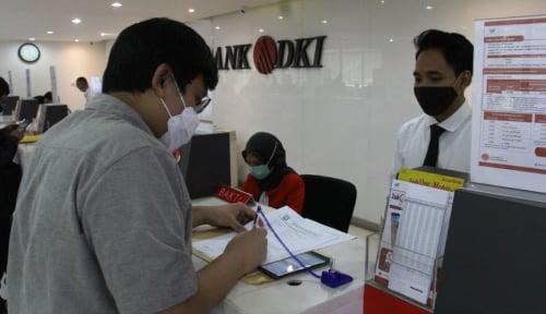 Kredit UMKM Bank DKI Tumbuh 10,26% di Kuartal I 2020
