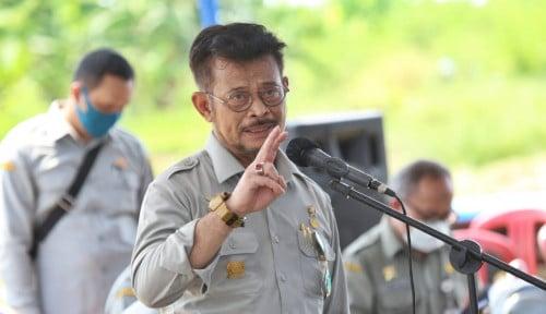 Tinjau Pasokan Pangan Maluku, Menteri Pertanian Sambangi Pasar Mitra Tani