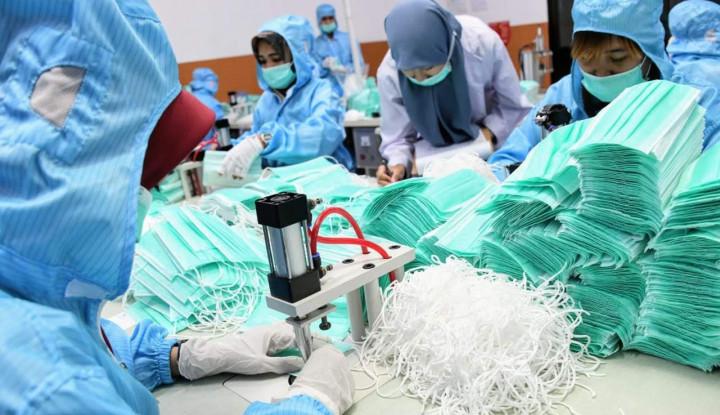 Top! Taiwan Donasikan 300 Ribu Masker Medis buat Indonesia