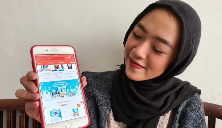 Shopee Paling Berjaya di Indonesia, Tokopedia-Bukalapak Lewat