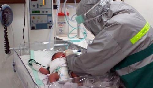 Bikin Haru, Pasien Covid-19 Berhasil Lahirkan Bayi Sehat di RS Siloam