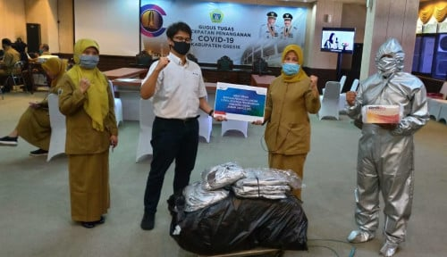 Alhamdulillah, 2 Kabupaten di Jatim Terima Bantuan PHW WMO