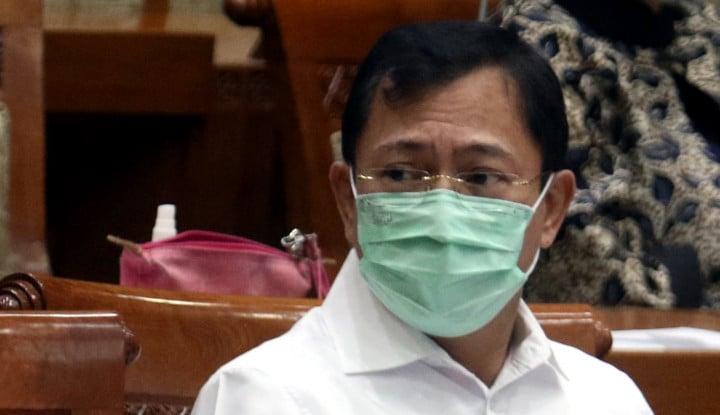 Disindir Jokowi, Terawan Cuman Manggut-manggut