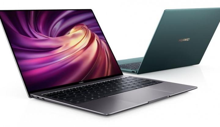 Bikin Laptop, Huawei Ingin Saingi Apple?