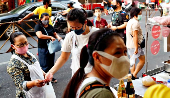 Gokil, Thailand Cuma Laporkan 2 Kasus Baru Virus Corona, Tak Ada Kematian