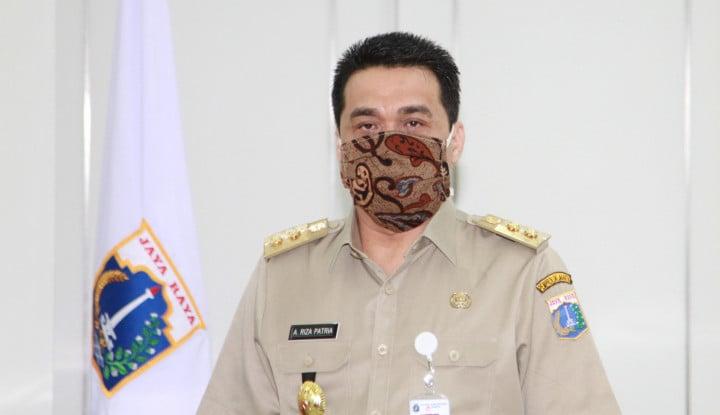 Wagub DKI Minta Warga Tak Khawatir Soal Vaksin Covid
